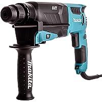 Makita HR2631F 240 V Rotary Hammer 3 modalità SDS Plus con AVT