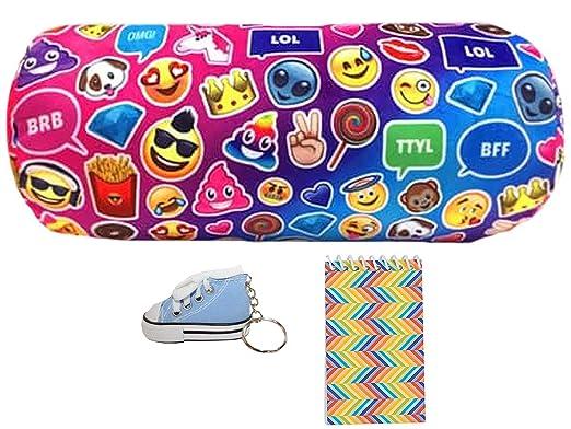 Top Trenz Inc Emoji Emojicon Squishy - Almohada, Llavero y ...