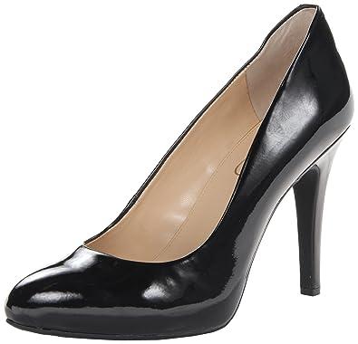 Jessica Simpson Women's Malia Dress Pump,Black Patent,7 ...