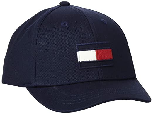 Tommy Hilfiger Big Flag Cap Gorra de béisbol Unisex Adulto: Amazon ...