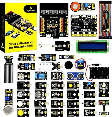 DE 45 In 1 Sensor  Modul Kit Für Arduino Raspberry Pi Robot Kids DIY Education