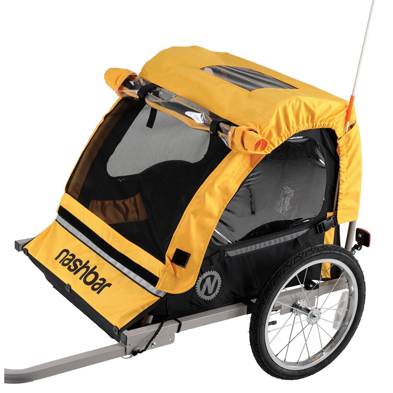 Nashbar Kid Karriage Ii Bike Trailer Baby