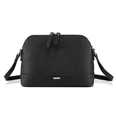 beab6224c24c Medium Shoulder Bag For Women Crossbody Bag Casual Shell Bag Black ...