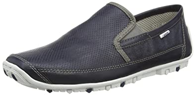 Rieker 08989 Loafers & Mocassins Men, Mocassins Homme