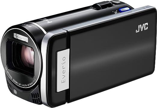 JVC GZ-HM845BEU - Videocámara de alta definición (tarjeta SD, zoom digital 200x, pantalla de 8,9 cm (3,5 pulgadas, cable HDMI): Amazon.es: Electrónica