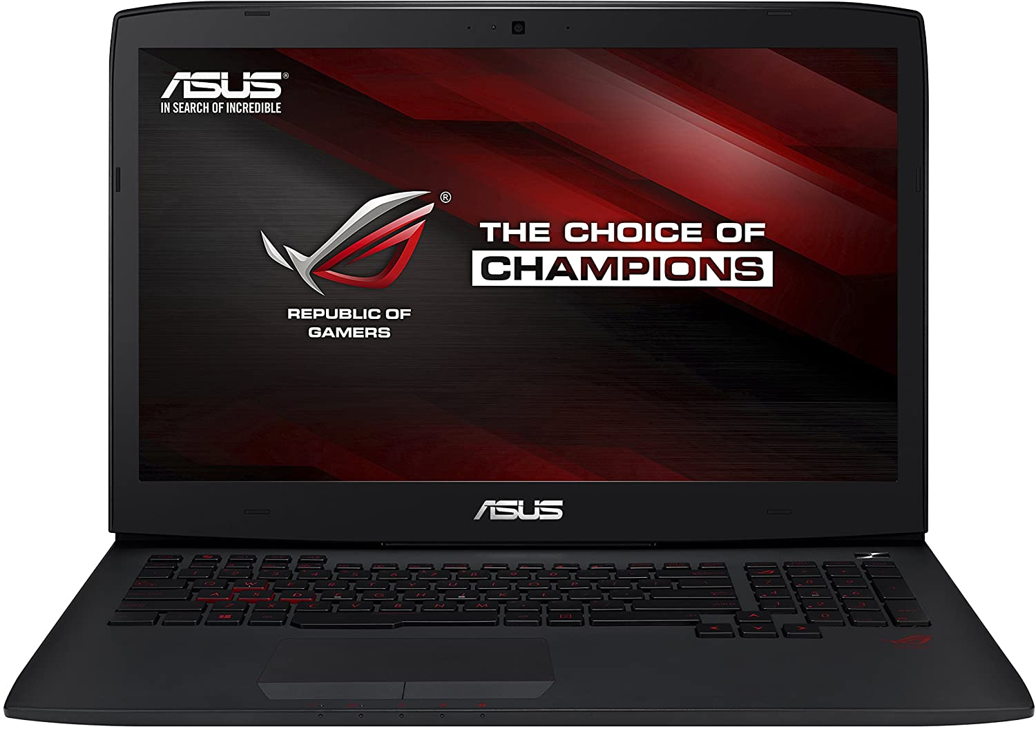 ASUS G751JT 17-Inch Gaming Laptop [2014 model]