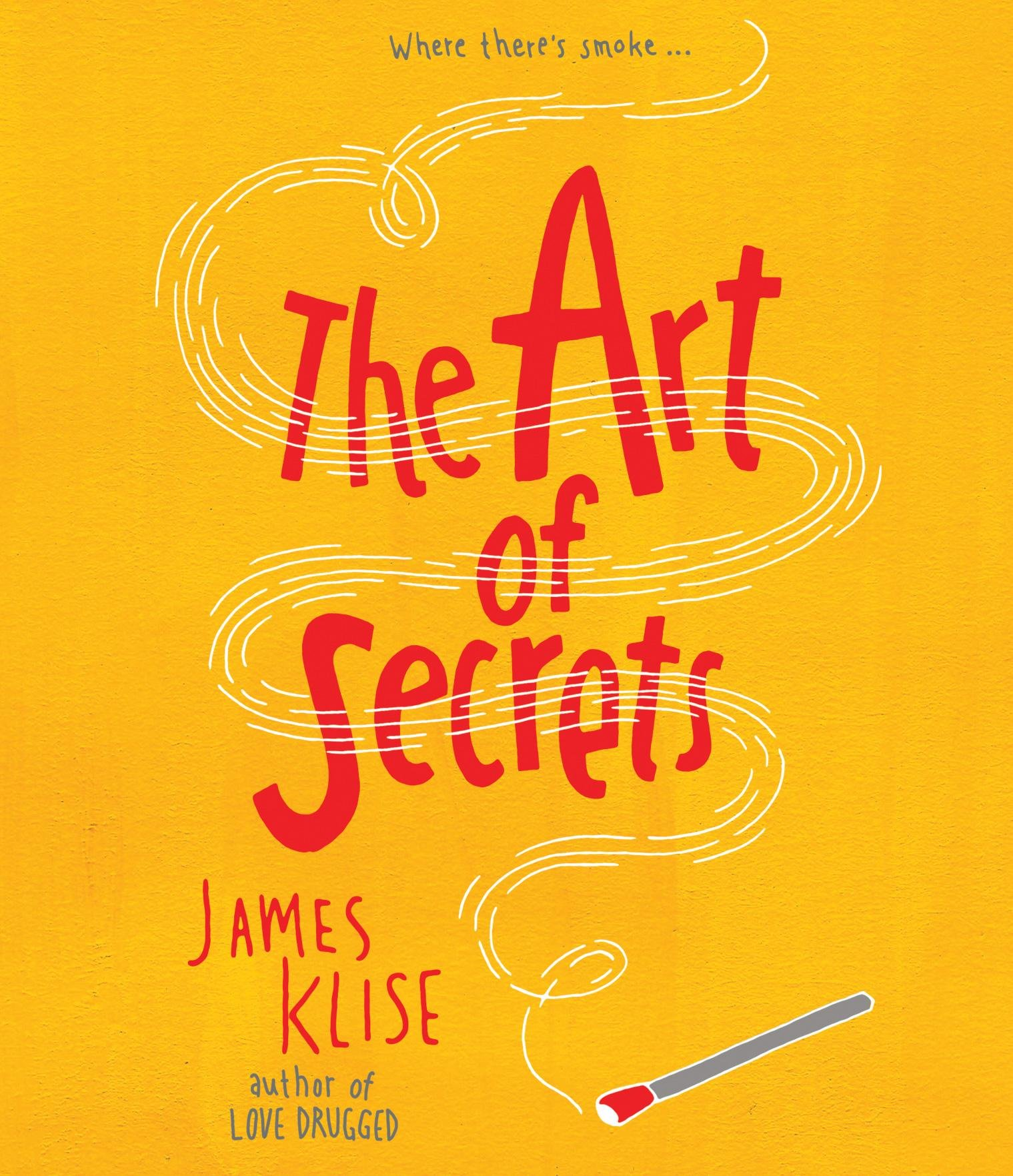 Read Online The Art of Secrets (Where There's Smoke) pdf
