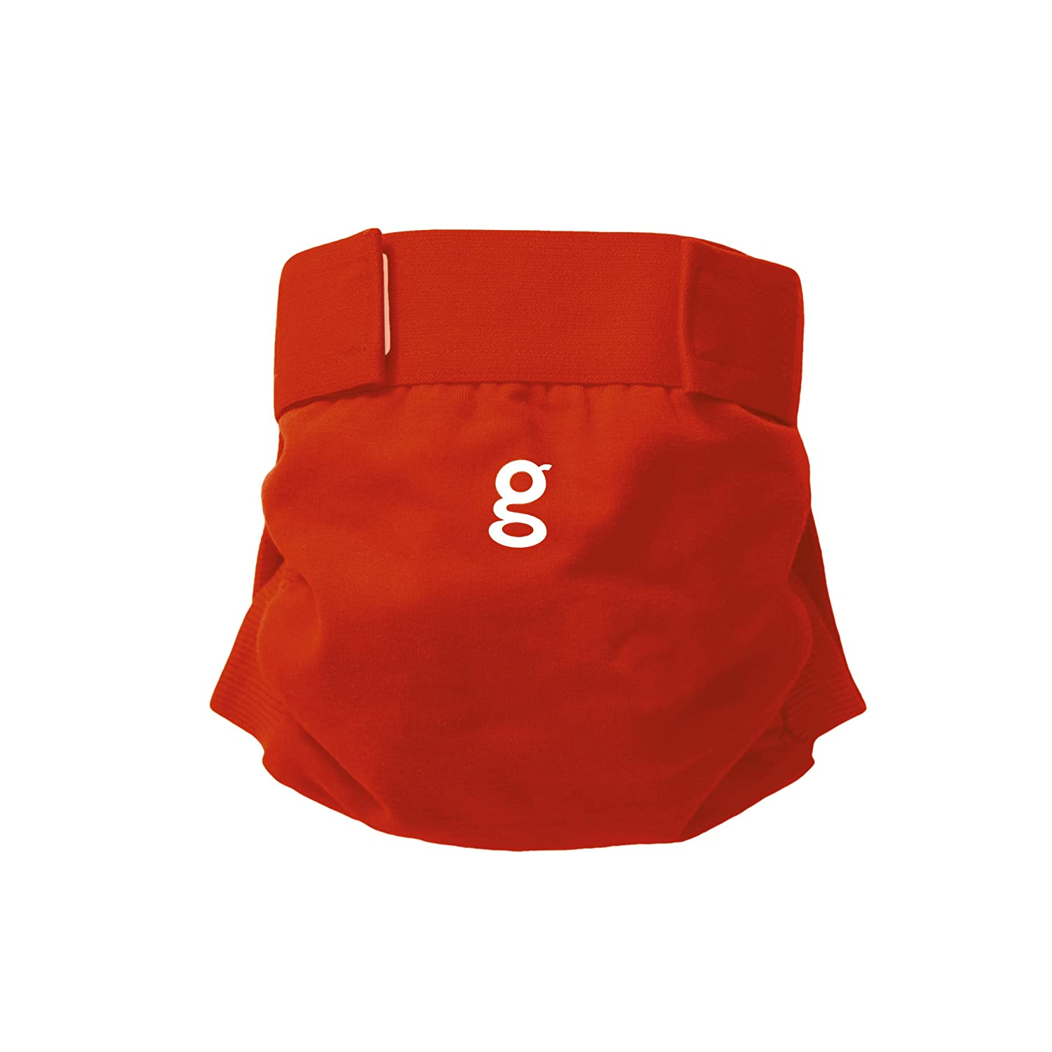 gNappies Little gPants Stoffwindel rot Größe L (10-16 kg) 65307