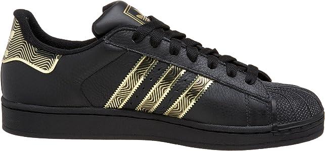 Amazon.com | adidas Originals Men's Superstar II Sneaker, Black ...