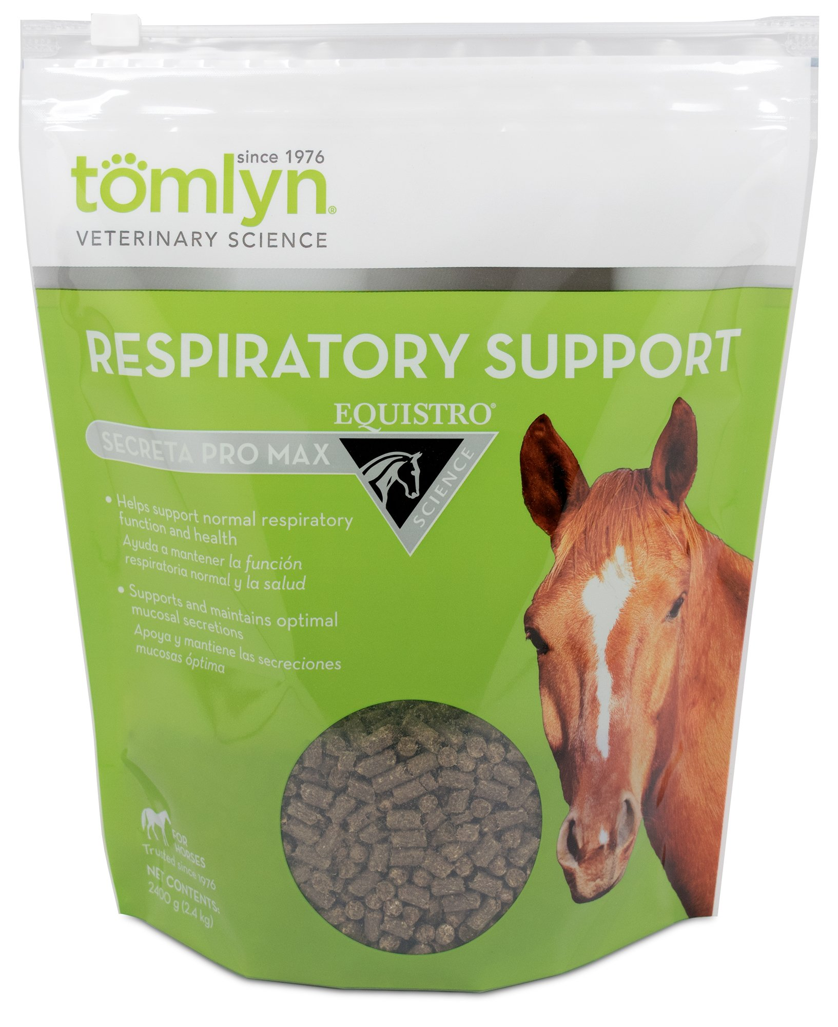 Tomlyn Equistro Respiratory Support for Horses, 5.75 kg