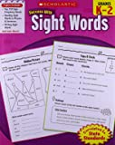 (进口原版) 学乐必赢系列 Scholastic Success With Sight Words: Grade K-2