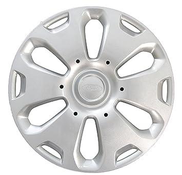 """Ford Genuine Parts - Tapacubos Fiesta (1 unidad, 14"""", modelos a partir"""