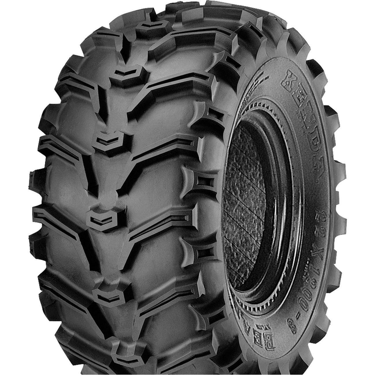 Kenda K299 Bear Claw Tire - Front/Rear - 26x11x12 , Position: Front/Rear, Rim Size: 12, Tire Application: Mud/Snow, Tire Size: 26x11x12, Tire Type: ATV/UTV, Tire Ply: 6 25492000 by Kenda (Image #1)