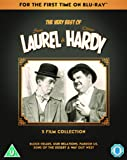 The Very Best Of Laurel & Hardy: 5-Film Collection (BD) [Blu-ray] [2018] [Region Free]
