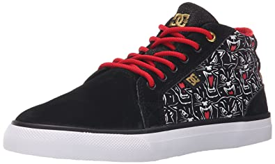 DC Women s Council Mid X TR Skate Shoe-W 3f452b9302