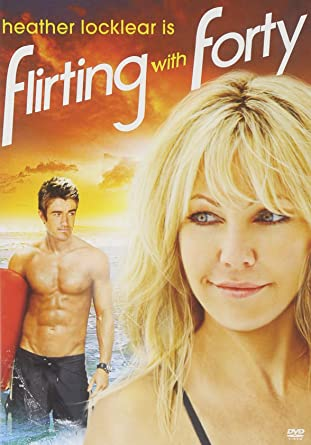 flirting with forty movie dvd cover movie 2016