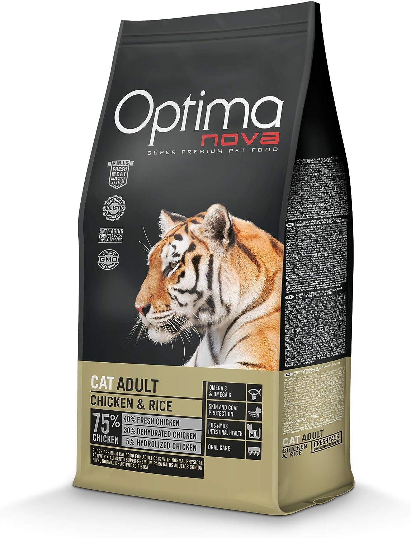 Optima nova Cat Adult Chicken & Rice 8000 g