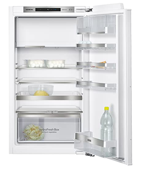 Siemens KI32LAF30 - Nevera combi (Incorporado, Color blanco ...