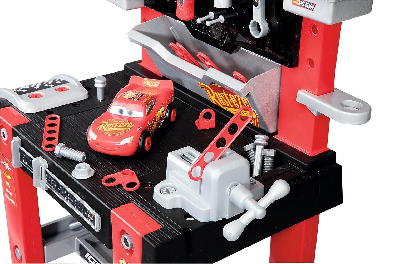 Banco Di Lavoro Giocattolo Smoby : Smoby cars bricolo center amazon giochi e