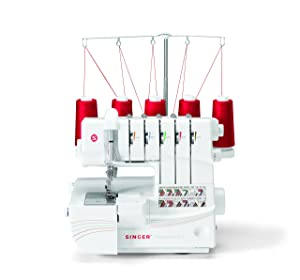 Singer 14T968DC Professional 5 Serger Sewing Machine