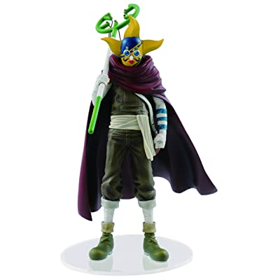 Banpresto One Piece 6.3-Inch Soge-King Figure, Dramatic Showcase 3rd Season Volume 2: Toys & Games