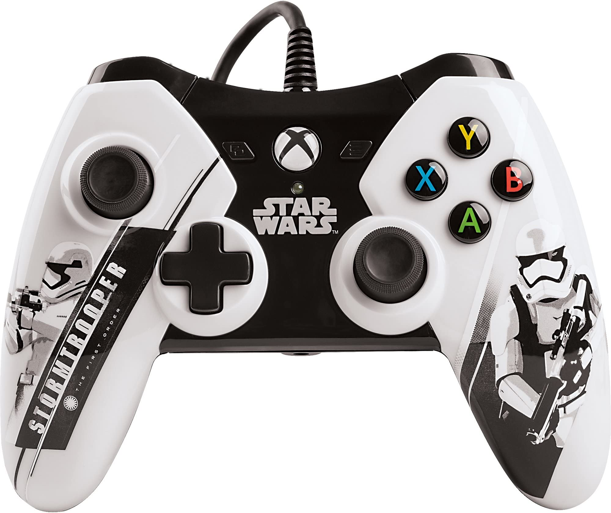 Amazon.com: POWER A Star Wars The Force Awakens - Stormtrooper ...