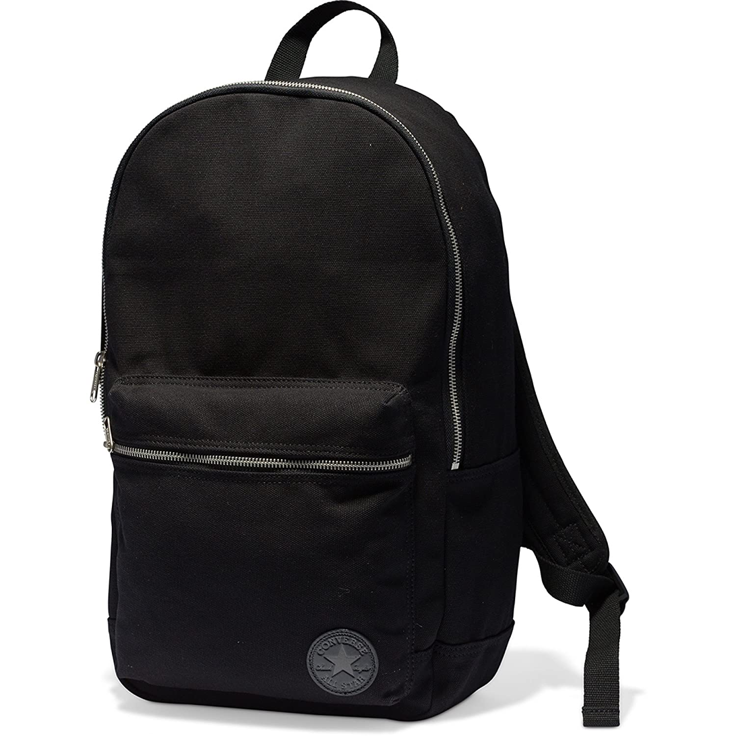 edb4c5980ca1 Amazon.com  Converse All Star Core Plus Backpack School Shoulder Bag - Black   Sports   Outdoors