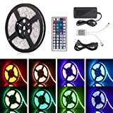 Amazon Price History for:Homaz 16.4ft Flexible RGBW LED Light Strip, 300 Units SMD 5050 LEDs, 12V DC Waterproof Light Strips, LED Strip Light, DIY Christmas Holiday Home Kitchen Car Bar Indoor Party Decoration
