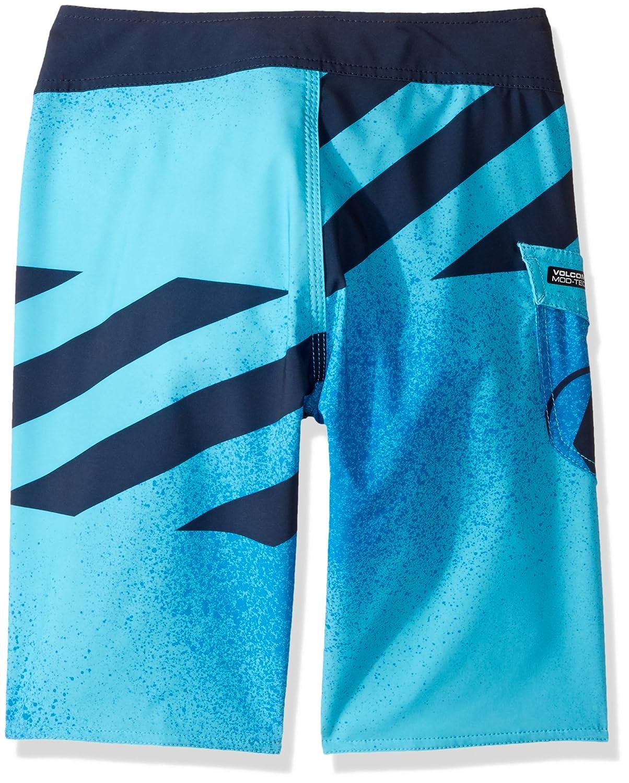 33ed188d25 Volcom Boys Logo Party Pack Mod Youth Boardshort Volcom Children's Apparel  C0811735 Clothing