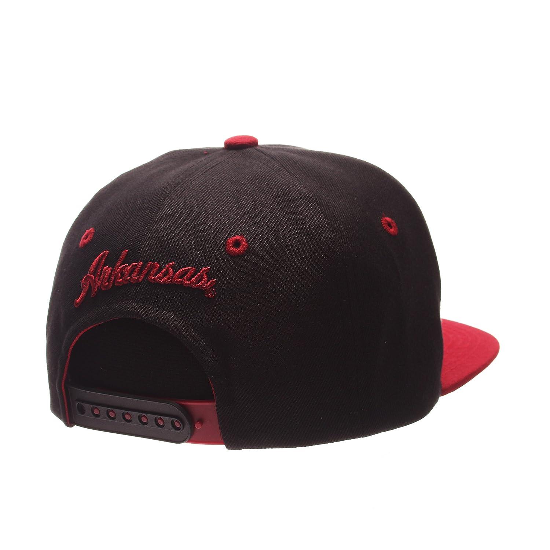 Adjustable Size Zephyr Children Boys Youth Z11 Phantom Snapback Hat Black//Team Color