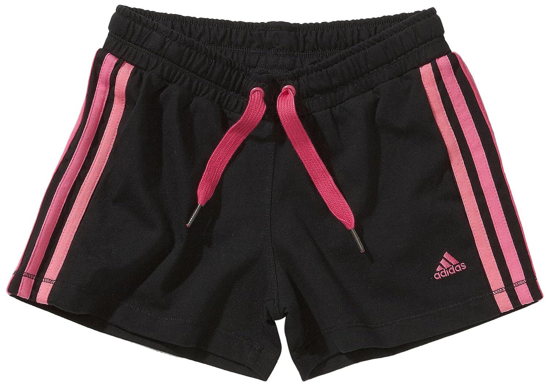 adidas Mädchen kurze Sporthosen Essentials Knit