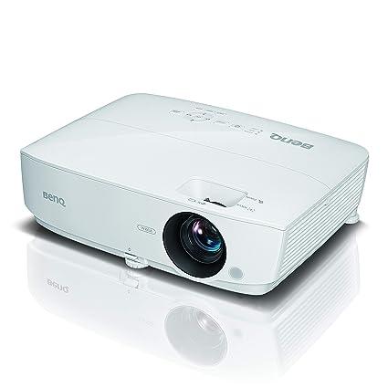 Benq MW535A Video - Proyector (3600 lúmenes ANSI, DLP, WXGA ...