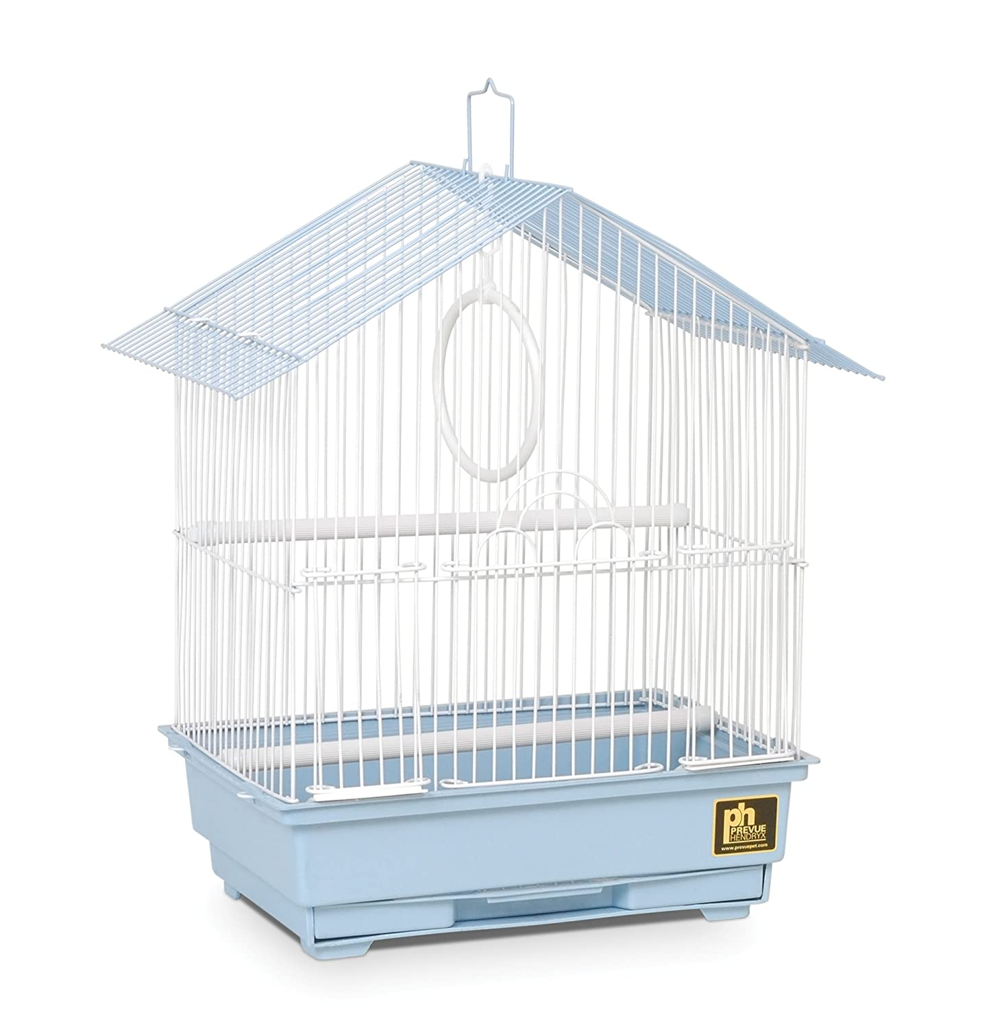 Prevue Pet Products House Style Economy Bird Cage Blue 31996