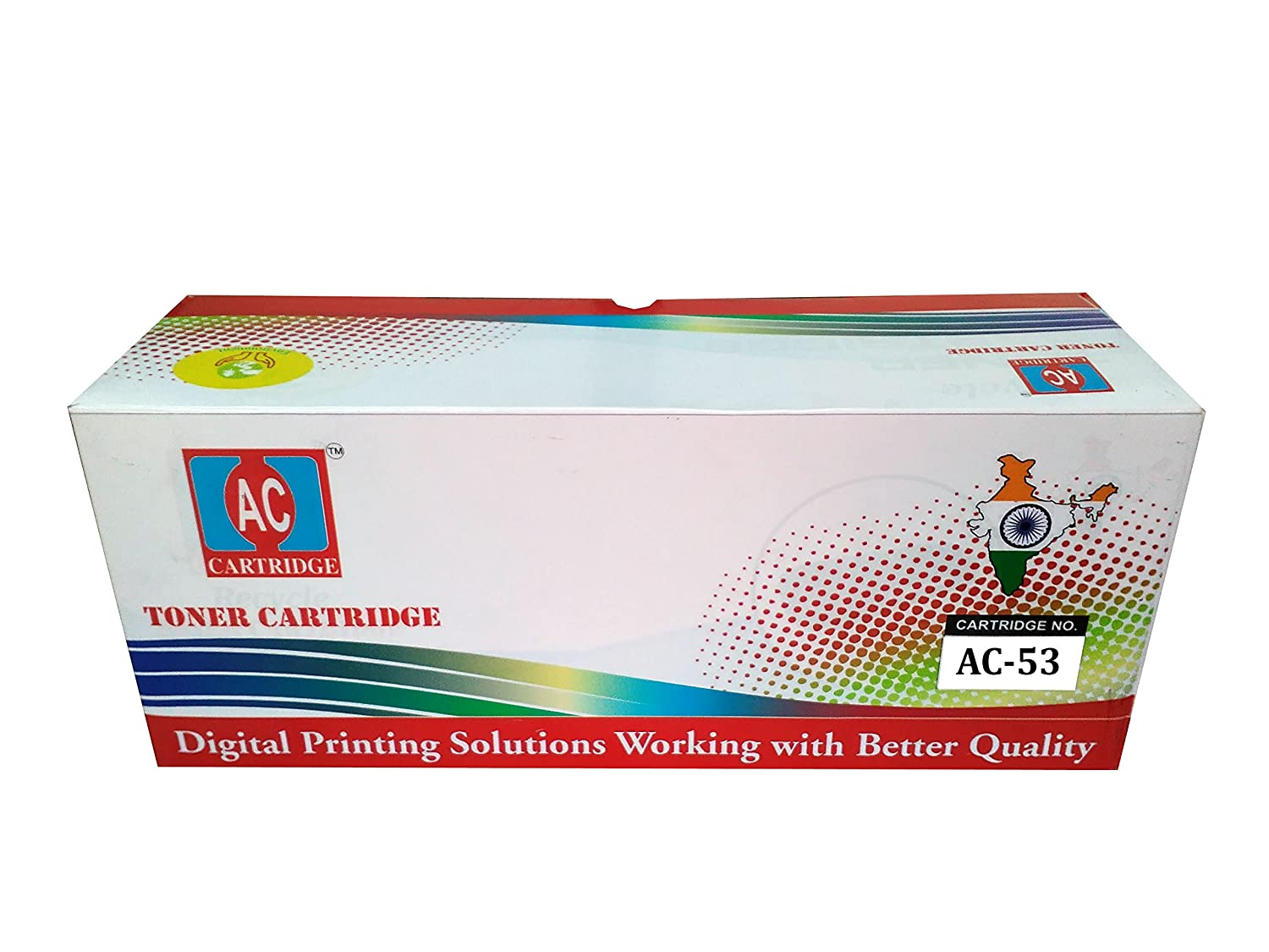 AC-Cartridge 53A Black Toner Cartridge