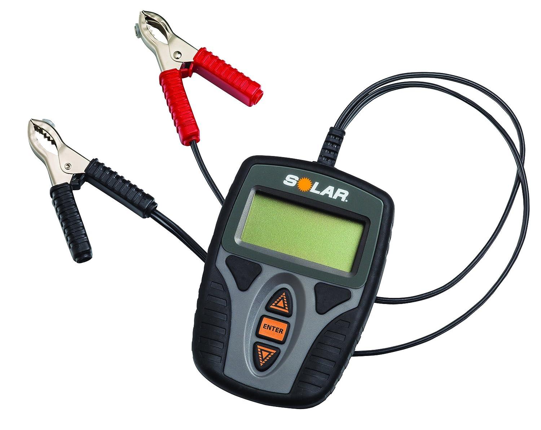Clore Automotive Solaire BA9 40– 1200 CCA Testeur numé rique de Batterie et de systè me SOLAR