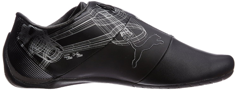 dcfb0989207ed PumaFuture Cat S1 Atomisity - Zapatillas de Deporte Hombre, Negro (Negro ( Black/Black)), 39: Amazon.es: Zapatos y complementos