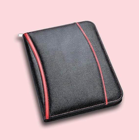 Penne Cartella per File Multifunzione Impermeabile Portafoglio Organizer Borsa per Custodia con Cerniera per Notebook Zyyini Borsa per Documenti A4 Documenti #1