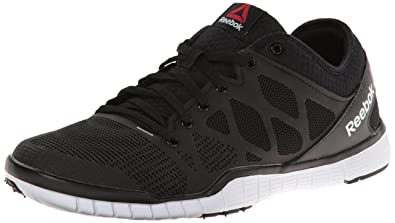 Reebok Women's Zquick TR 3.0 Training Shoe, Black/White, ...