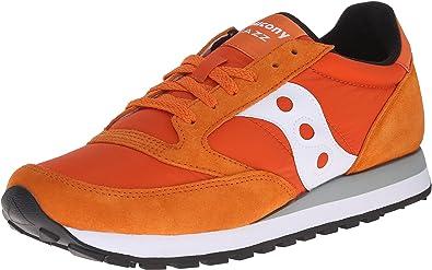 Saucony Jazz Original - Zapatillas para hombre, color naranja, talla 47 EU: Amazon.es: Zapatos y complementos