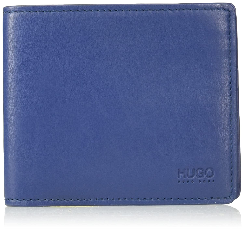 HUGO by Hugo Boss Men's Subway 8 Credit Card Pocket Wallet 50312009