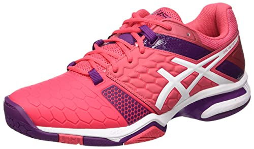 ASICS Women s Gel-Blast 7 Handball Shoes Rouge  Amazon.co.uk  Shoes ... 39a7e8c70ea15
