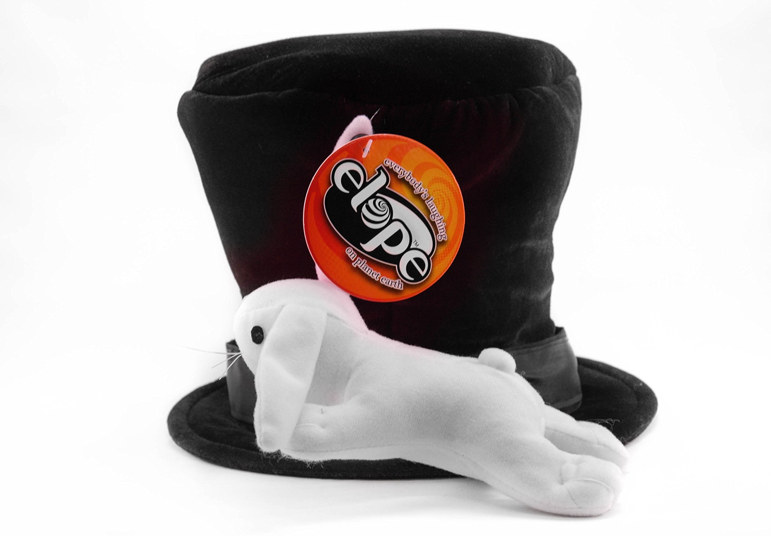 elope Magician Hat with Rabbit for Teens and Adults by elope (Image #6)