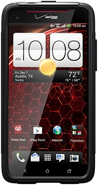 amazon com otterbox commuter series case for htc droid dna retail rh amazon com Droid DNA Specs HTC One M8