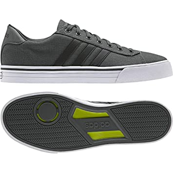 wholesale dealer 18be9 69092 adidas Herren Cloudfoam Super Daily Turnschuhe, Grau (Hieuti Negbas Ftwbla),