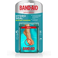 Band-Aid Brand Hydro Seal Bandages Blister Cushion, Waterproof Blister Pad, Small 6 Count