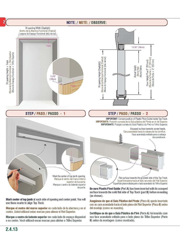 Closet Door, Bi-fold, 6-panel Style Solid Wood (84x30)