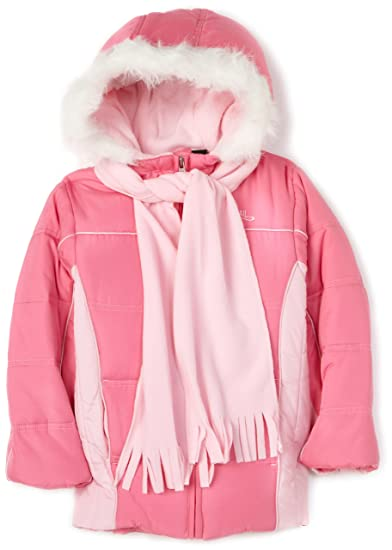 c4ba995b1 Pacific Trail Little Girls' Youth Puffer Jacket