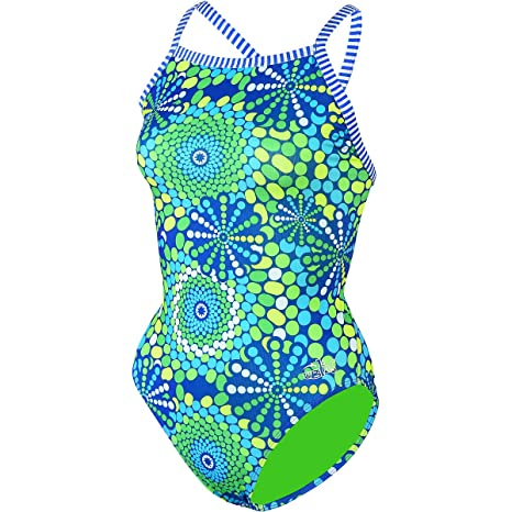7f6afce261 Amazon.com   Dolfin Swimwear Women s Uglies V-2 Back One Piece ...
