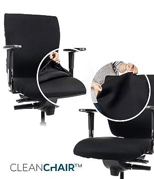 Set De Bureau2 Cleanchair Pièces StandardChaise eDH9EIbW2Y