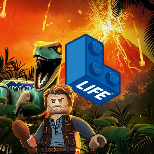 Lego Life   Create  Share   Discover
